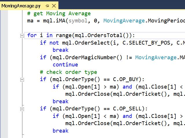 C# metatrader, C# MT4 | NQuotes
